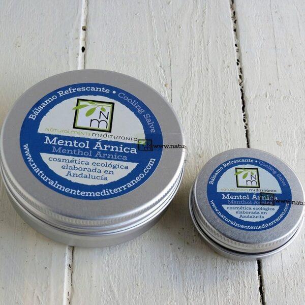 menthol arnica salve