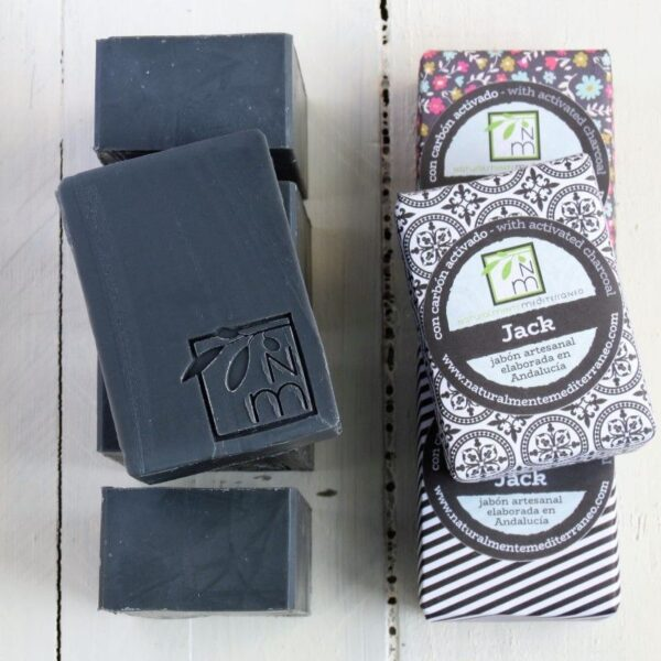 soap with activated charcoal