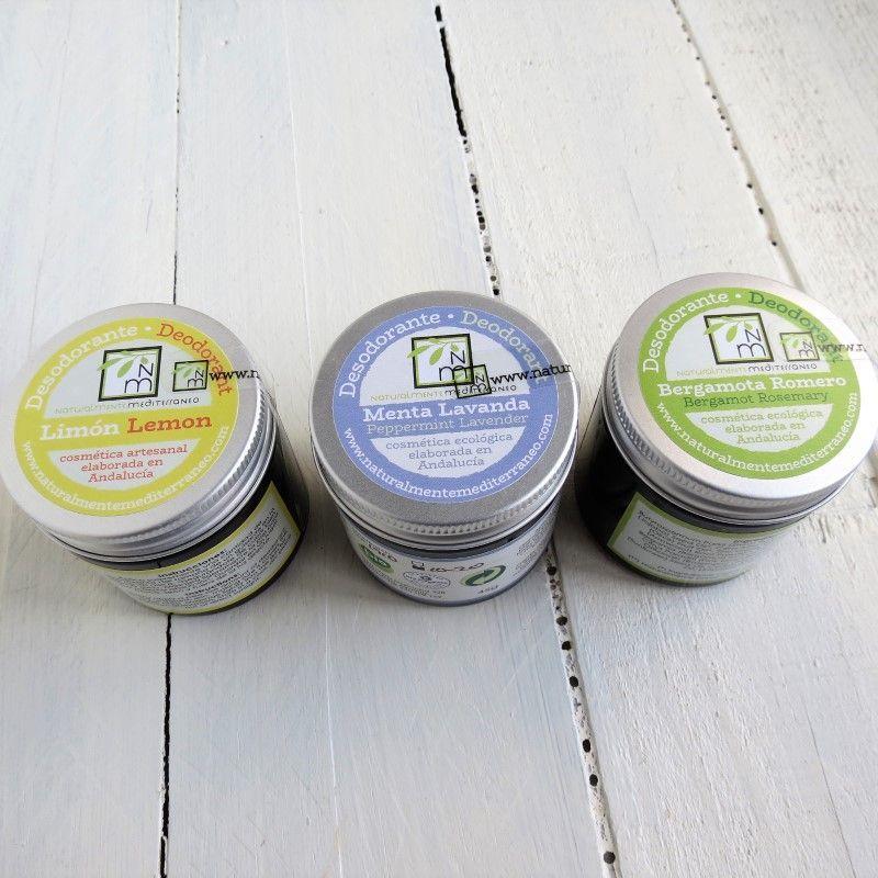 desodorante natural organico