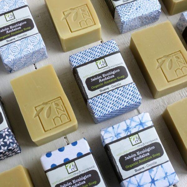 organic andaluz soap
