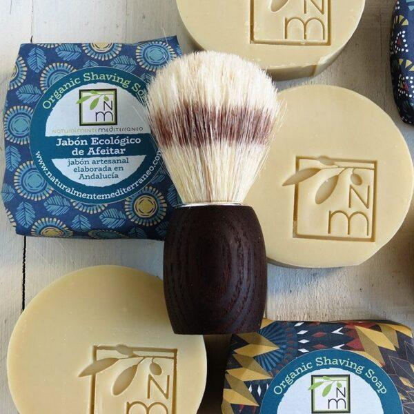 shaving soap organic