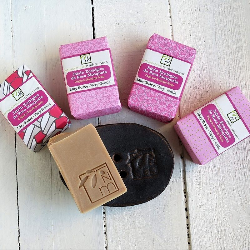 rosehip soap organic