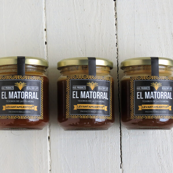 honey levantamuertos