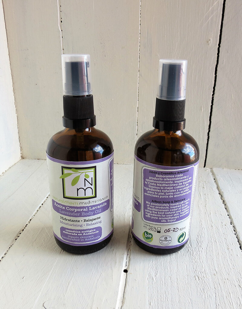 Facial Serum & Body Oil