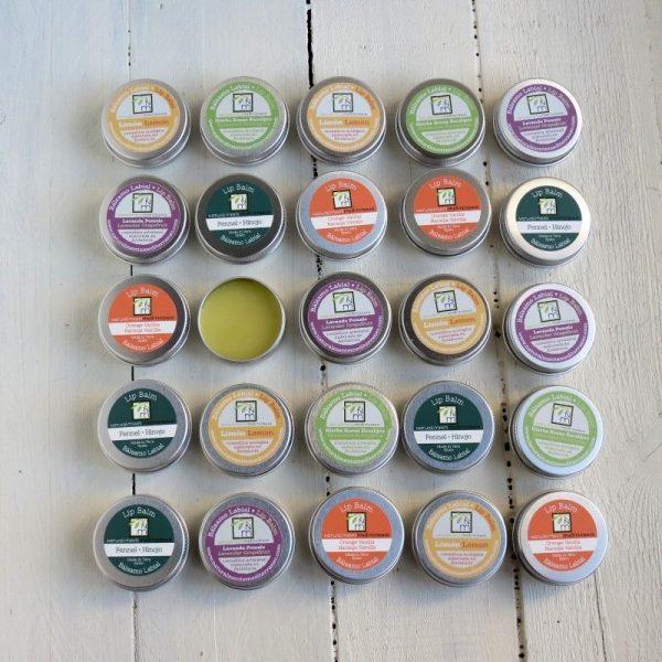 lip balm organic product