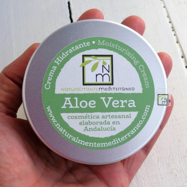aloe vera moisturizing cream big 85g