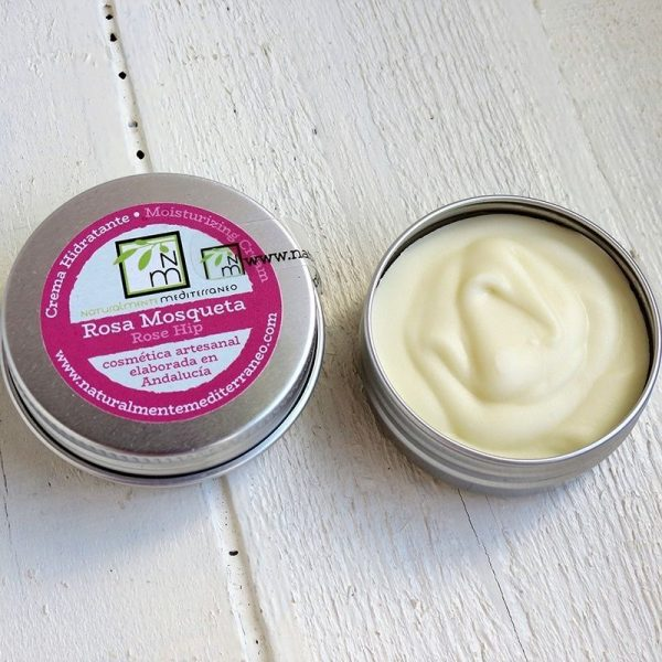rosehip moisturizing cream small 25g