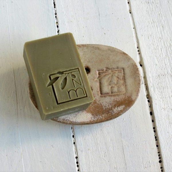 organic green clay soap