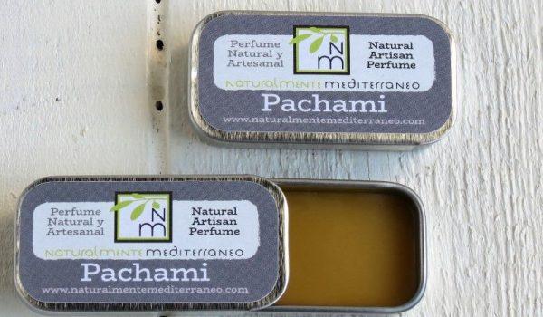 pachami solid perfume organic
